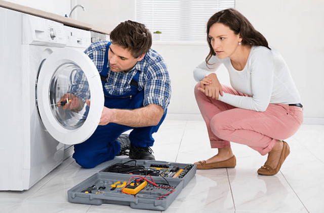 washer repair in troy
